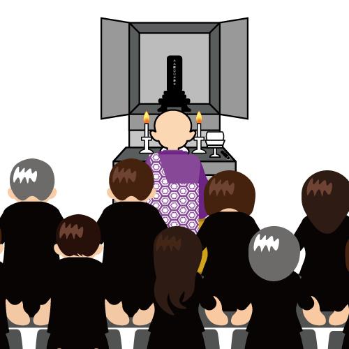 お葬儀イメージ