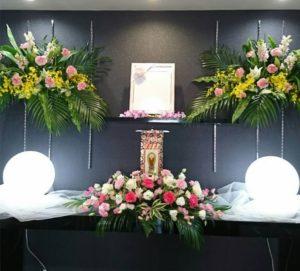 家族葬いろはホールの一日葬プラン